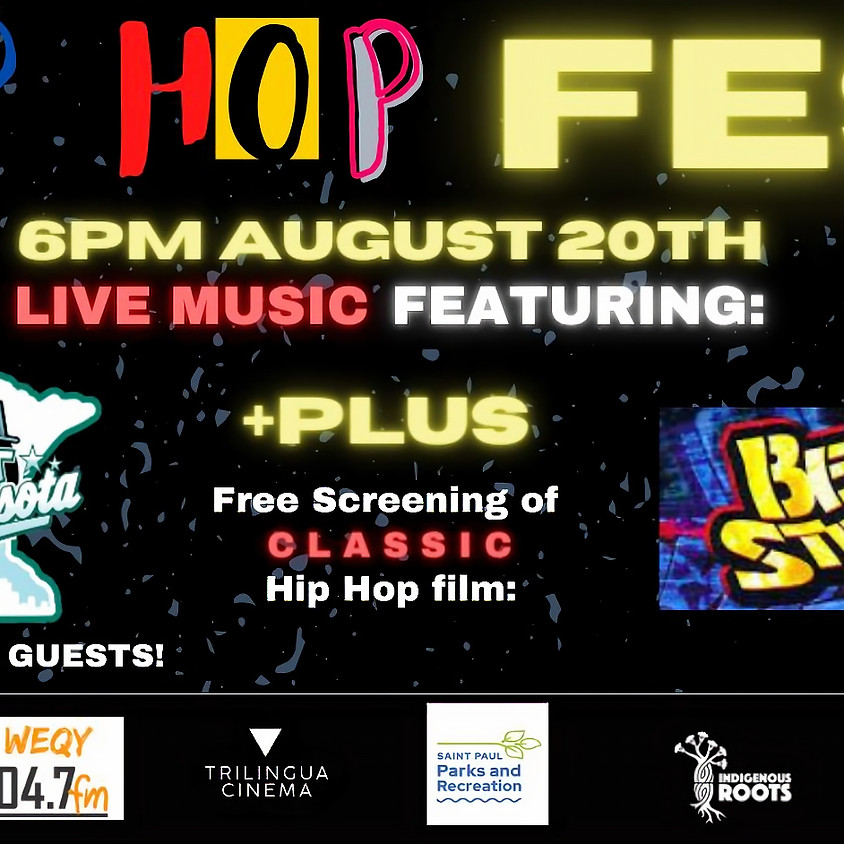 Hip-Hop Fest and Movie In-the-Park Night