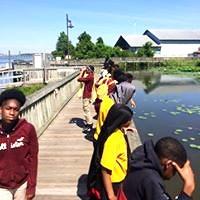 N.C. Estuarium River Walk