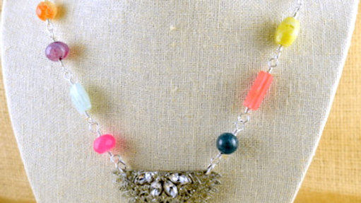 "Brilliant 22"" Necklace"