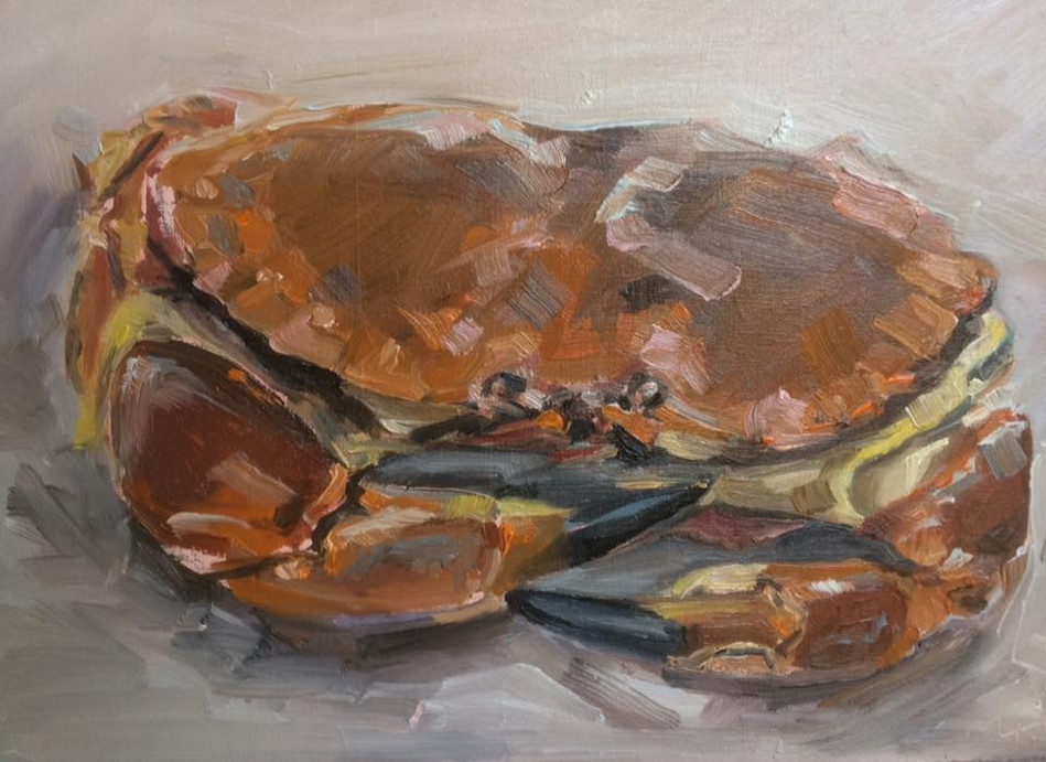 Lulworth Crab
