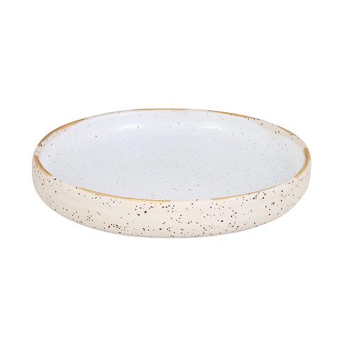Ceramic Plate 24K - Set of 2
