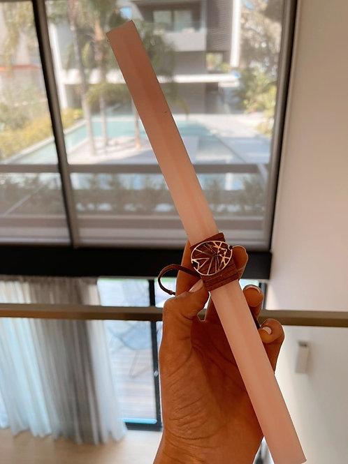 Easter Candle Bracelet