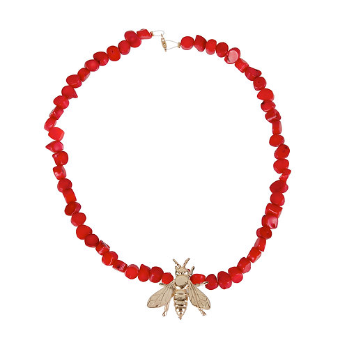 Red Coral Melissa