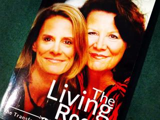 """The Living Room"" on my doorstep"