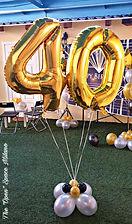 Palloncini compleanno battesimo evento allestimento trezzano sul naviglio Milano