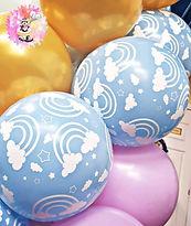 palloncini arcobaleno