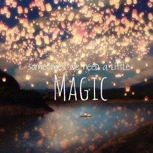 Find your everyday MAGIC!