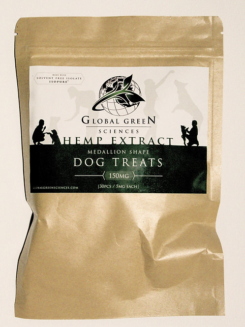 Global Green Sciences Pet Treats 150 mg