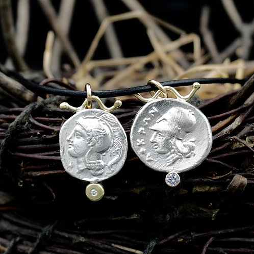 Athena Coin Necklaces