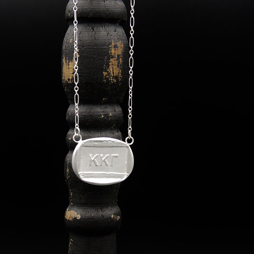 Kappa Kappa Gamma Token Necklace