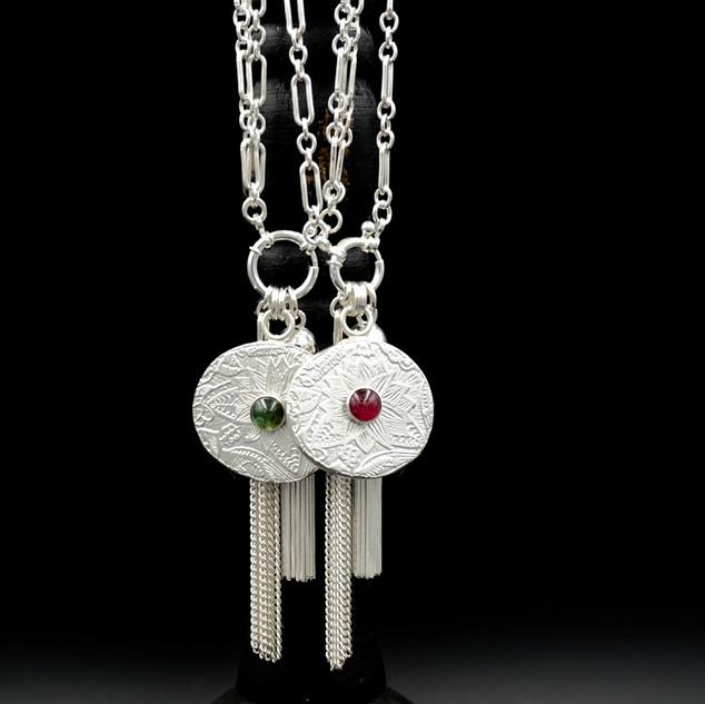 Fiore Tassel Necklaces
