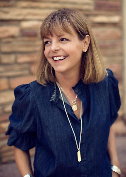 Headshot of owner and designer Ashton Burridge
