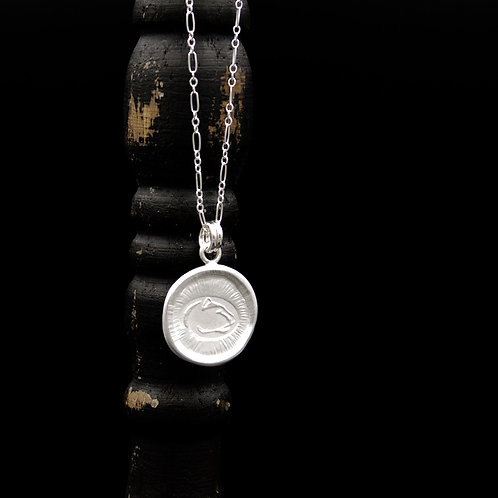 Penn State - Medallion Necklace SM