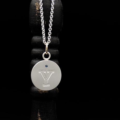 Yale - Sterling Coin Necklaces - 5 Designs