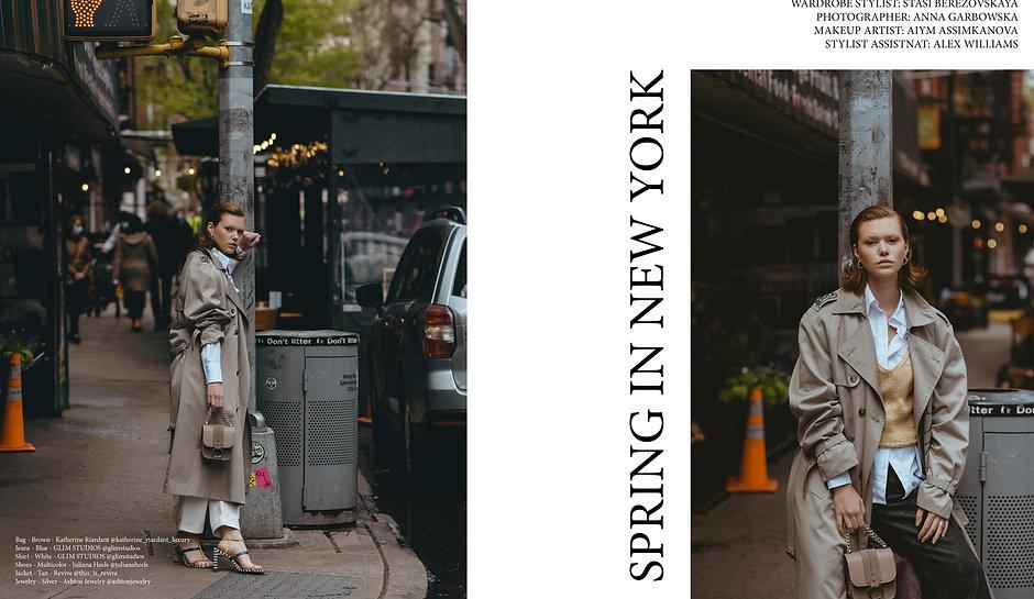 Shuba Magazine Springtime in New York Ashton Jewelry