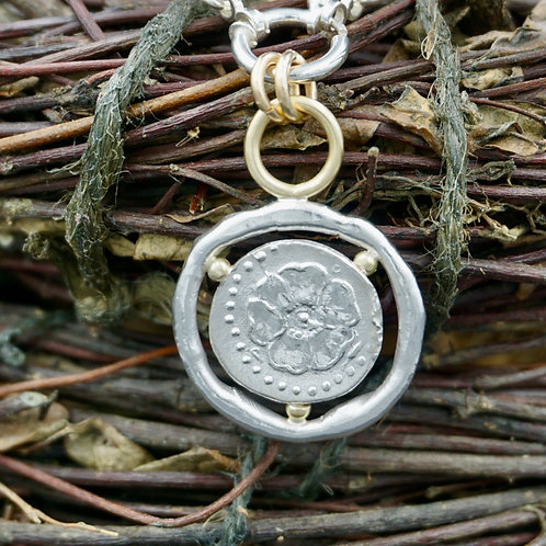 Carian Rose Coin