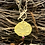Thumbnail: 22k Gold Take Flight Necklace