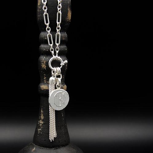 Pi Beta Phi Tassel Necklace (SM) - Wear short or long