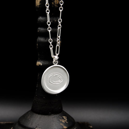 Penn State - Medallion Necklace LG
