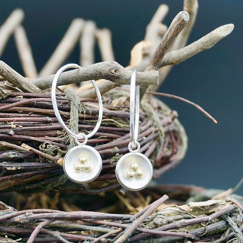 Palle Hoops - Gold