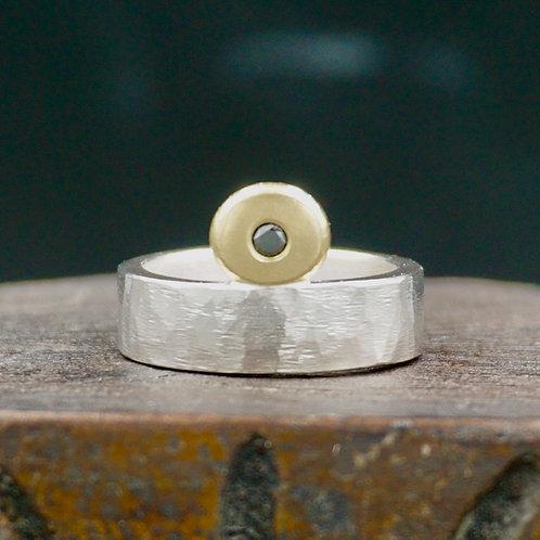 Black Diamond Moonstruck Ring