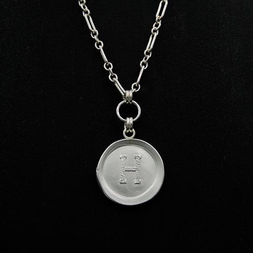Harvard - Medallion Necklace LG - 2 Designs