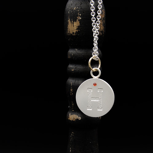 Harvard - Sterling Coin Necklaces - 3 Designs