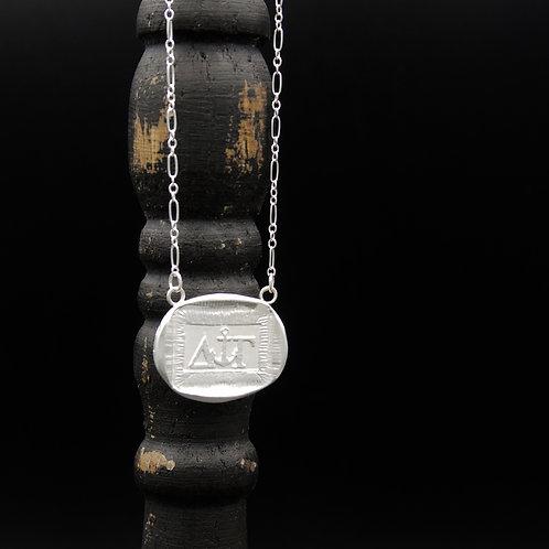 Delta Gamma Token Necklace