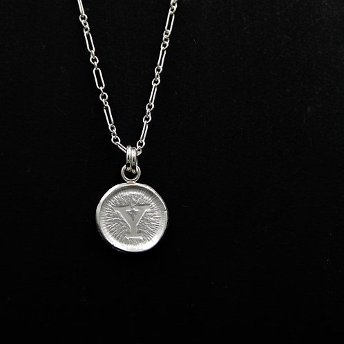 Yale - Medallion Necklace SM
