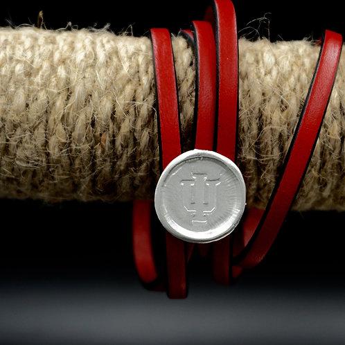 Indiana - Trident Leather Wrap Bracelets - 2 Designs