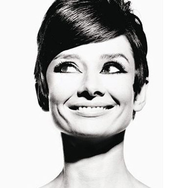 Douglas Kirkland  Audrey Hepburn, Paris photograph 1965 [printed later]  archival pigment print, edition of 24, signed and numbered  paper size > 24 x 20 inches