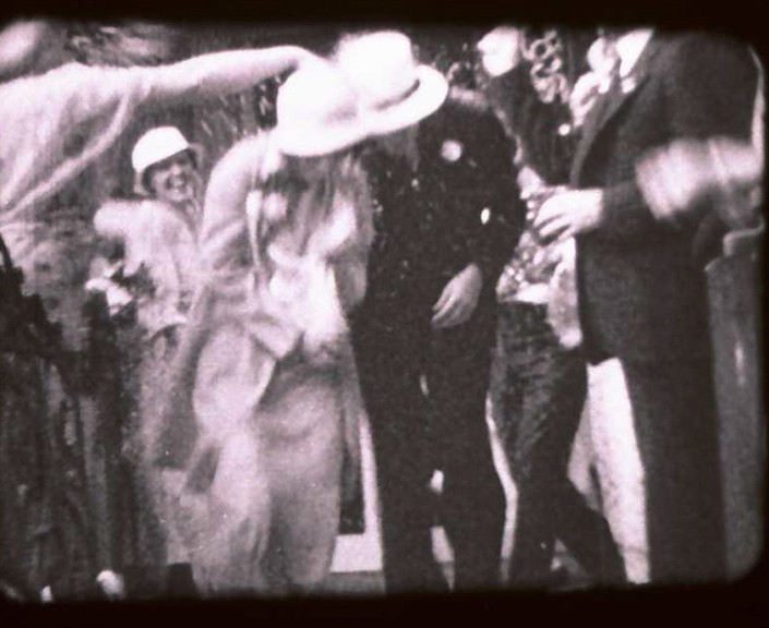 """ROGER WELCH """"Welch,"""" Film Still (1972) 16 mm motion picture with sound Duration: 1 hour 27 minutes Digitally transferred and mastered to DVD"""