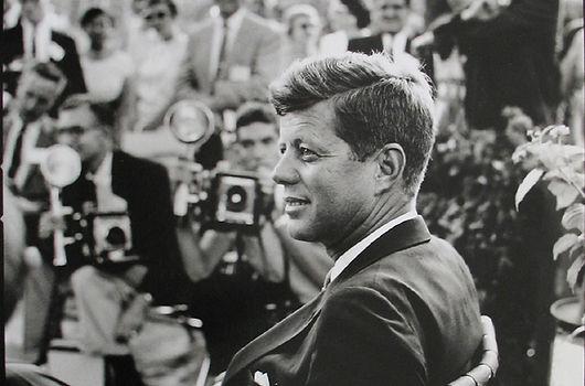 LOWE, Jacques, LJ006K, JFK Campaign 1959