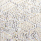Will Insley [1929-2011]  Detail of Building Room Under-Building Isometric, 1978-82  ink on ragboard, 40 x 60 inches