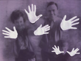 MARIA MIESENBERGER  Outstretched Hands  1995-1996  cibachrome, edition 2/3  29 x 24.5 inches