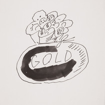 Andy Warhol Untitled, 1955-67 ink on paper, signed 11 x 8.5 inches | 27.94 x 21.59 cm