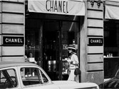 Douglas Kirkland  Coco Chanel, House of Chanel, Paris  photo 1962 [printed later]  archival pigment print, edition of 24, signed  paper size > 20 x 24 inches