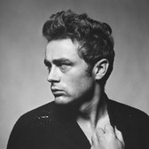 "Roy Schatt [1909-2002] James Dean ""Torn Sweater"" Series photo 1954 [printed later] gelatin silver print, edition of 65, signed paper size > 20 x 16 inches photo Roy Schatt CMG"