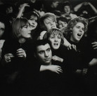 Beatlemania, Liverpool, 1963  vintage gelatin silver print, signed image size > 9 x 13 inches  Photograph by Hatami (1928-2017)