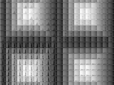 ANDREW BINKLEY  Just Being, 2008  archival pigment print, edition 1/25  39 x 39 inches