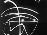 BARBARA MORGAN  Pure Energy and Neurotic Man  1940 (printed circa 1980)  gelatin silver print  12.5 x 9.75 inches