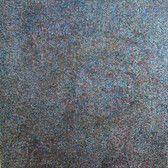 James Juthstrom [1925-2007]  Untitled [Blue Square], circa 1960s  acrylic on canvas,  60 x 60 inches