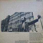 Gerald Laing in front of his Bowery studio building, 1971  Photograph by Eliot Elisofon