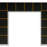 Insley, Will [1929-2011]  Ruler 68.4, 1968 acrylic on masonite,  20 x 24 inches stamped with the artist's signature stamp