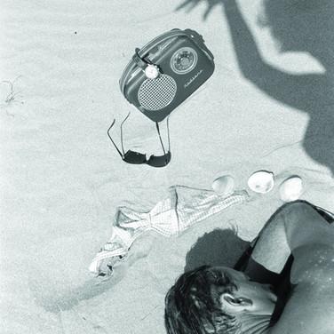 Princess Marianne Sayn-Wittgenstein-Sayn  Spain. Ludwig Sayn-Wittgenstein  photo 1956 [printed later]  Lambda print on Fuji Crystal paper, edition of 10, signed, 22 x 22 inches