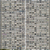 Vincent Bezuidenhout, Apartment Diptych, 2013 archival pigment ink print on cotton paper, edition of 5 + 2 AP 31 x 39 inches