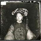 John Thomson (1837-1931)  Manchu Bride, Peking  photograph circa 1871-1872 [printed later]  gelatin silver print, edition of 350, stamped  16 x 20 inches