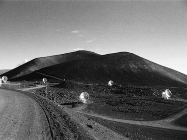 JANE CHANG MI  Mauna O Wakea, 2013  archival pigment print  image size > 14.25 x 21.5 inches