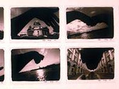 ANDREY CHEZHIN  Touching the City  1991  14 toned gelatin silver prints  28 x 64 inches (each print is 9.5 x 12 inches)