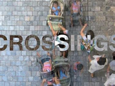 ANDREW BINKLEY  Crossings, 2011  single channel video, AP